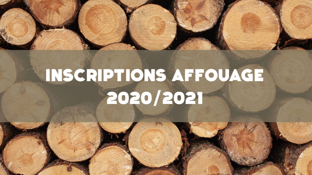 AFFOUAGE INSCRIPTIONS